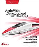Agile Web Development with Rails 5.1 (English Edition)