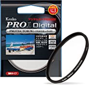 Kenko 49mm レンズフィルター PRO1D プロテクター レンズ保護用 薄枠 日本製 249512