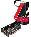 Sapphire Radeon Pulse RX 5700 Xt 8GB GDDR6 HDMI/ Triple DP OC w/バックプレート(UEFI) PCIe 4.0 グラフィックスカード