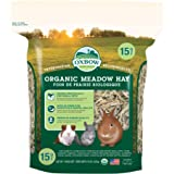 (15oz) Oxbow Farm - Fresh Hay (Organic Meadow Hay)
