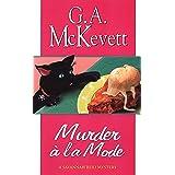 Murder A'la Mode (A Savannah Reid Mystery Book 10)