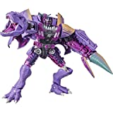 Transformers Toys Generations War for Cybertron: Kingdom Leader WFC-K10 Megatron (Beast) Action Figure - Kids Ages 8 and Up,