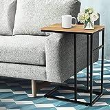 Artiss Industrial Sofa Side Table