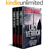 The Lacy Merrick Thrillers Box Set (Books 1-3) (A Lacy Merrick Thriller)