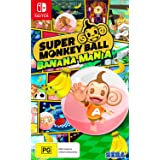Super Monkey Ball Banana Mania - Nintendo Switch