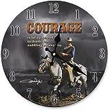Midsouth Products John Wayne Clock John Wayne Courage
