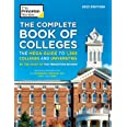 The Complete Book of Colleges, 2021 Edition: The Mega-Guide to 1,366 Colleges and Universities