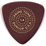 Dunlop Primetone Standard .73mm Sculpted Plectra with Grip - 3 Pack.2 3 Pack 1.4mm   Smooth