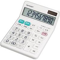 シャープ 電卓 シャープ ナイスサイズタイプ 10桁 EL-N431-X