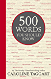 500 Words You Should Know (English Edition)