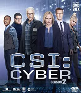 CSI:サイバー2 コンパクト DVD-BOX
