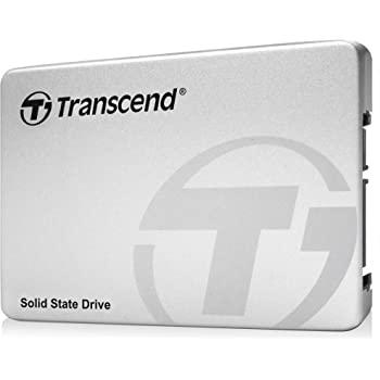 Transcend SSD 256GB 2.5インチ SATA3 6Gb/s MLC採用 TS256GSSD370S