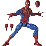 Hasbro Marvel Legends Series 6-inch Collectible Spider-Man Action Figure Toy Retro Collection