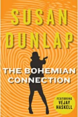 The Bohemian Connection (The Vejay Haskell Mysteries Book 2) Kindle Edition
