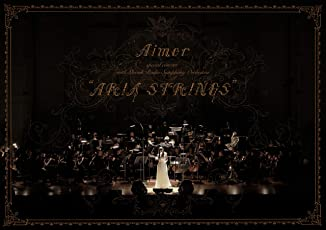 """Aimer special concert with スロヴァキア国立放送交響楽団 """"ARIA STRINGS""""(初回生産限定盤)(Blu-ray Disc)"""