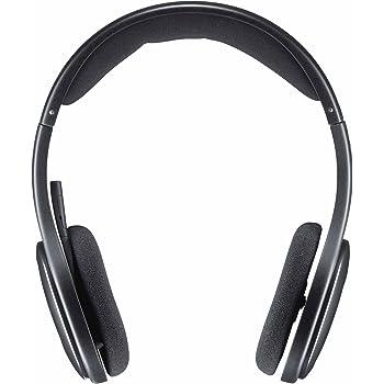 Logicool ロジクール H800 Bluetooth ワイヤレス ヘッドセット 2年間無償保証 PC Mac タブレット スマートフォン対応 ノイズキャンセリングマイク標準装備