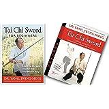 Bundle: Tai Chi Sword for Beginners DVD and Book BUNDLE (YMAA) Tai Chi Master Dr. Yang Jwing-Ming