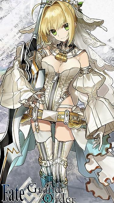 Fate  iPhone/Androidスマホ壁紙(750×1334)-1 - ネロ・クラウディウス