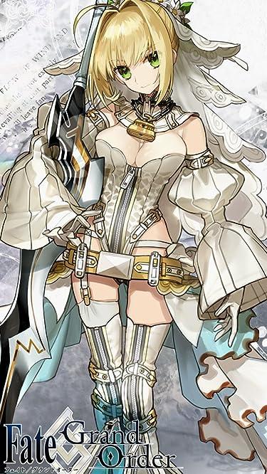 Fate  iPhone/Androidスマホ壁紙(640×1136)-1 - ネロ・クラウディウス