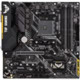ASUS AMD B450 搭載 AM4 対応 マザーボード TUF B450M-PLUS GAMING 【MicroATX】【 第3世代 AMD Ryzen CPU に対応】