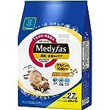 メディファス 避妊・去勢後のケア 子ねこから10歳まで チキン&フィッシュ味 2.7kg(450gx6)