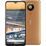 """Nokia 5.3 Android One Smartphone (Official Australian Version 2020) Unlocked Mobile Phone with Quad Camera, Large 6.55"""" Scree"""