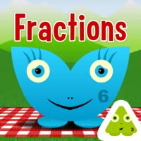Squeebles Fractions - FreeTime Unlimited Edition