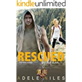 Rescued by the Hero: An Older Alpha Male and Curvy Younger Woman Romance (The Hero Series Book 2)