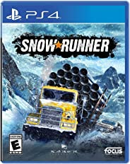 SnowRunner (輸入版:北米) - PS4