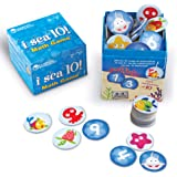 Learning Resources LER1771 I Sea 10! Game,