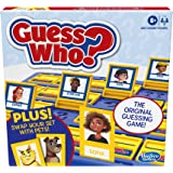 Guess Who? Board Game With People and Pets, The Original Guessing Game for Kids Ages 6 and Up, Includes People Cards and Pets