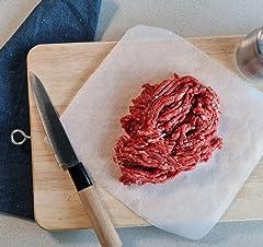 Craft Butchery Australian Grass Fed Beef Minced, 500g - Chilled (Halal)