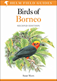Birds of Borneo (Helm Field Guides) (English Edition)
