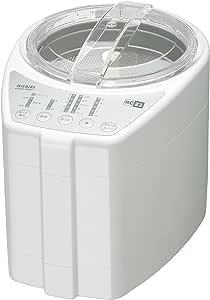 山本電気 MICHIBA KITCHEN PRODUCT RICE CLEANER 匠味米 Premium White MB-RC23W