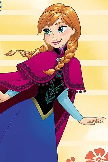 ディズニー  iPhone/Androidスマホ壁紙(640×960)-5 - 『アナと雪の女王』アナ