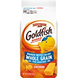 Pepperidge Farm Goldfish, Cheddar Whole Grain, 6.6 Ounce