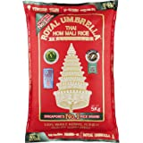 Roll over image to zoom in Royal Umbrella Thai Hom Mali Rice, 5kg