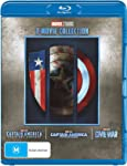 Captain America [Triple Pack] (Blu-ray)