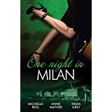 One Night In...Milan - 3 Book Box Set, Volume 1 (An Innocent in His Bed)