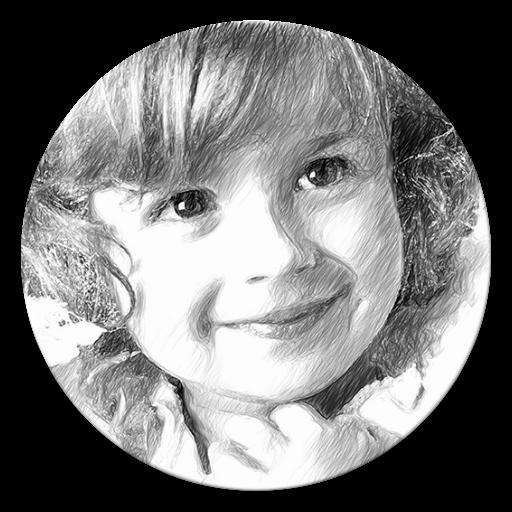 Amazon Co Jp Photo Portrait Sketch Generic