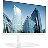 Samsung SH850 Series 24 Inch QHD 2560x1440 Desktop Monitor for Business (in White) with USB-C, HDMI, DisplayPort, 3-Year Warr