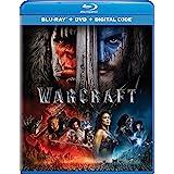 Warcraft [Blu-ray+DVD+Digital HD]