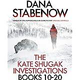 The Kate Shugak Investigation - Box Set: A Kate Shugak Investigation: Books 10 - 20