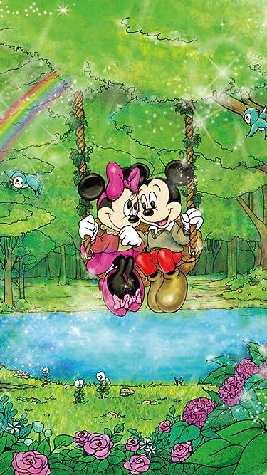 ディズニー  iPhone/Androidスマホ壁紙(540×960)-1 - ミッキー&ミニー