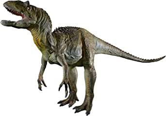 ダイノテイルズ アロサウルス グリーンカラー
