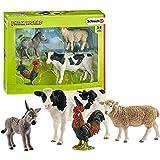 Schleich SC42385 Farm World Starter Set Figurines