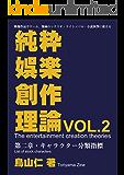 純粋娯楽創作理論 第二章・キャラクター分類指標