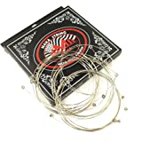 20-Pack Economy Single Electric Guitar Strings Bulk .009 High E (Extra Light) 09 Gauge Individual Packed