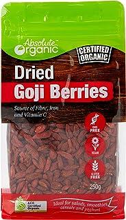 Absolute Organic Goji Berries, 250g