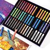 Paul Rubens Oil Pastels, 48 Colors Oil Pastel + 3 White Soft and Vibrant, Suitable for Artists, Beginners, Students, Kids Art